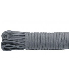 Paracord Dark Grey 030 - 100 mètres Type III 550 -