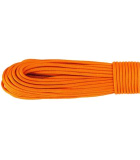 Paracord Orange 044 - 100 mètres Type III 550