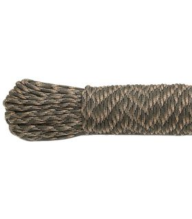 Paracord Deep Woods 348 - 100 mètres Type III 550