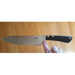 "MIZU 8"" VG10 DAMASCUS JAPANESE HIGH CARBON CHEF'S KNIFE -"