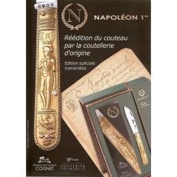 Napoleon 1er 100mm Edition limitée Manufacture Cognet -