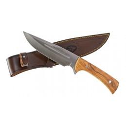 Couteau de chasse Muela Jabali 17OL Bois d'Olive -