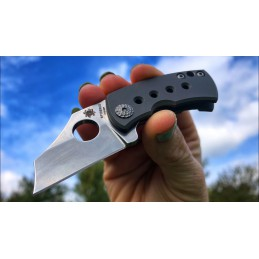 Couteau pliant Spyderco C236TIP McBee Jonathan McNees -