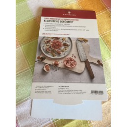 Affiche de collection Victorinox Swiss Modern Santoku -