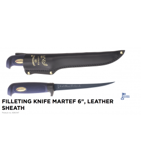 "MARTTIINI 826014T FILLETING KNIFE MARTEF 6"" 15,24 cm -"