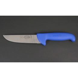 Couteau à viande de boucher Trancheur 15 cm Dick ErgoGrip 8.2348.15 ( 8234815 ) Qualité Allemande -