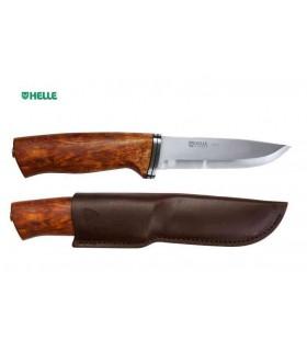 Helle Alden 76G Couteau de chasse fixe -