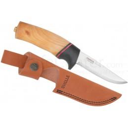 Couteau de chasse fixe nordique Helle 20G Gobdit -