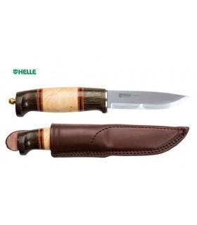Helle 99 Harding Couteau de chasse fixe -