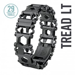 Leatherman 832432 Bracelet Black Metric LT 29 fonctions -
