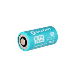 Pack 2 x Batterie Accu Lampe Led Olight 18650HDC 3500mAh Rechargeable conçue S1R Baton II -