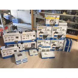 Tormek TNT300 Boite d'instructions du tourneur Box avec manuel et dvd d'instruction