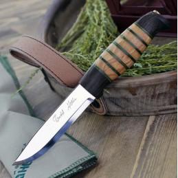 Edition limitée Couteau de chasse fixe buschraft nordique Helle 652 Torodd -