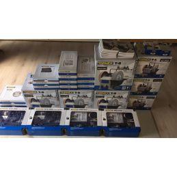 Tormek T8 + TNT808 + HTK806 + DBS22 + SVH320 + RB180 Nouveau Kit 2020