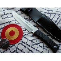 Couteau de chasse Muela ELK14G ( ELK-14G ) Gomma -
