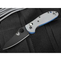Couteau pliant Benchmade 555BK-1 Mini Griptilian -