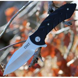 Crkt 5370 Terrestrial Couteau pliant -