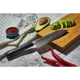 Samura Couteau Santoku Damas SD67-0094M ( SD670094M ) Lame de 17,5 cm -