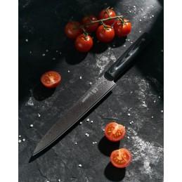 Samura Couteau à trancher Damas SD67-045M ( SD67045M ) Lame de 20 cm -