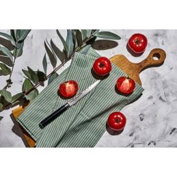 Samura Couteau à tomates Damas SD-0071 ( SD003-71 ) Lame de 12 cm -