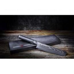 Samura Série Damascus Couteau Nakiri Damas SD-0043 ( SD00-43 ) Lame de 16,7 cm -