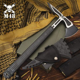 Couteau fixe United Cutlery UC-3331 ( UC3331 ) Tomahawk M48 Liberator -