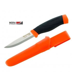 Mora Companion 12211 Companion Heavy Duty Orange Carbone 3,2 mm -