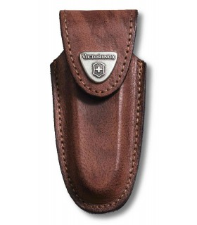 Victorinox 40533 Etui cuir brun -