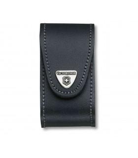 Victorinox 40521XL Etui ceinture cuir avec fermeture scratch -