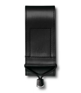 Victorinox 404823 Etui imitation cuir noir -