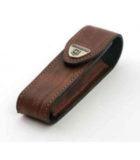 Victorinox 40548 Etui cuir brun -