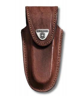 Victorinox 40538 Etui cuir brun -