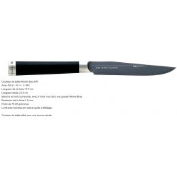 Couteau à steak Michel Bras Kai N°7 BK-0007 ( BK0007 ) Lame de 10,7 cm -