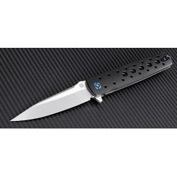 Couteau pliant Artisan Zumwalt ( ATZ-1808P ) G10 ( Flat ) -