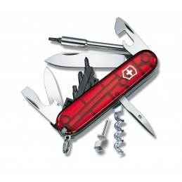 Victorinox 1.7605.T ( 17605T ) CyberTool S Rouge 27 Fontions -