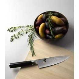 Couteau Japonais de chef DM-0723 ( DM0723 ) Shun Classic lame de 15 cm Damas -