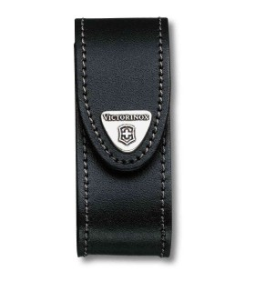 Victorinox 4052332 Etui cuir avec compartiments -