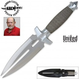 United Cutlery GH0453 Gil Hibben - Double Shadow Messer -