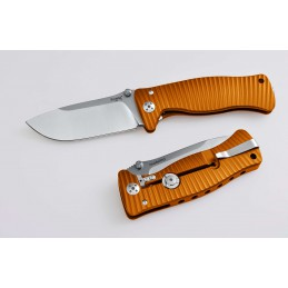 LionSteel SR1AOS Aluminium Orange -