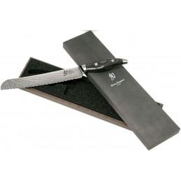 Couteau à pain Kai NDC-0705 ( NDC0705 ) Shun Nagare lame de 23 cm -