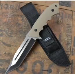Superbe Couteau de chasse Lame Tanto -
