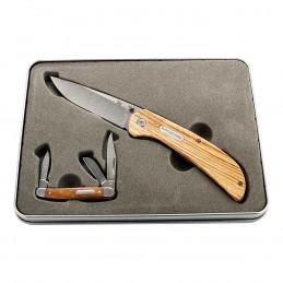 Coffret Couteau de chasse Winchester -