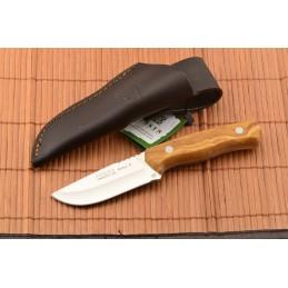 Superbe Couteau de chasse Joker 64CO ARRUI 9 Bois d'Olive -
