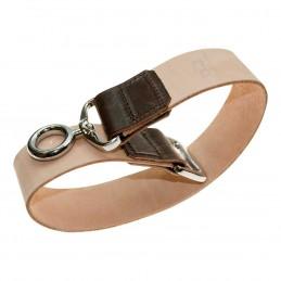 Bracelet de cuir très épais Golddachs -