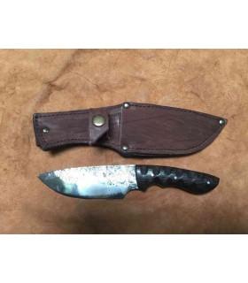 Weles Messer BRIG Couteau pièce unique -