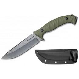 Couteau de chasse Boker 02LG115 Persian Lame fixe de 12 cm -