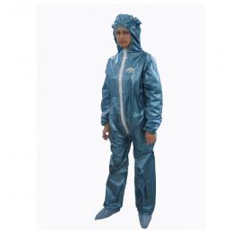 Polyvet 50 Carton de 50 Combinaisons jetables bleu taille Xl -