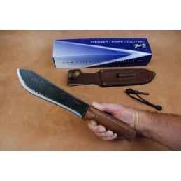 Très beau Couteau de chasse , machette -
