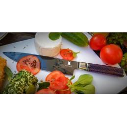 Couteau de chef Japonais Yukimura Naomi Lame de 20 cm -