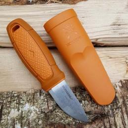 Couteau fixe nordique Mora 13501 Eldris Orange Edition limitée -